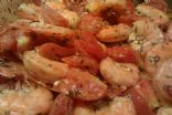 Roasted Tomato and Shrimp with Feta