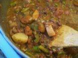 Beefy Bean and Vegetable Soup