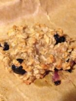 Courtney's Blueberry Banana Coconut Cookies