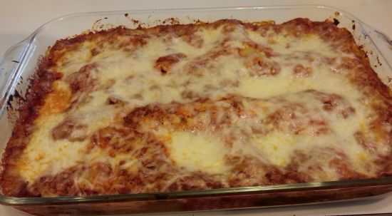 Mama Joy's Lasagna