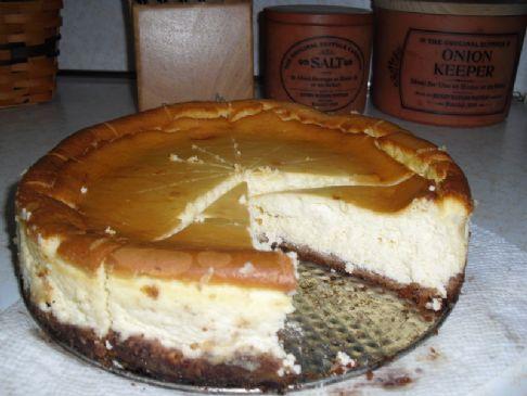 Best ever Cheese Cake - gluten free
