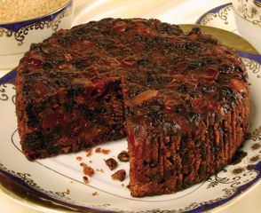 Dark Fruit Cake Recipe Sparkrecipes