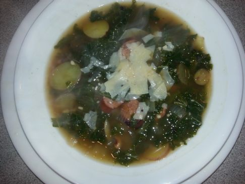 Holiday Luck Soup