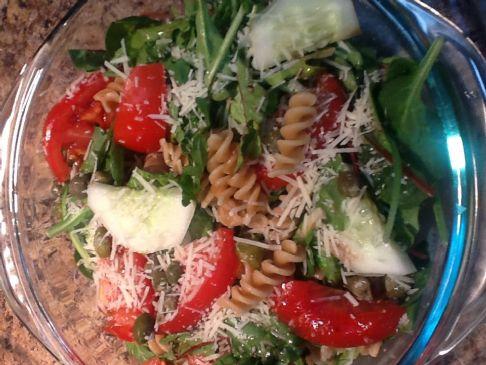 Green Salad Recipes | SparkRecipes