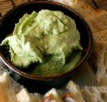 Hummus and Avacado Dip