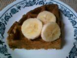 Wild Banana Nut Waffles