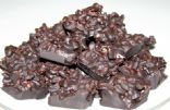 Walnut Coconut Crispy Chocolates