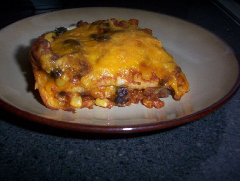 Quesadilla Casserole My Way