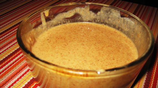 Cinnamon Almond Butter Dip