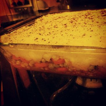 My Mama's Shepard's Pie with My Twist