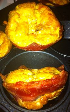 JD's Low Carb / High Protein Egg Muffins
