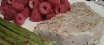 Rosemary Seared Tuna
