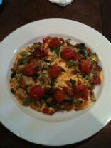 Parmesan Frittata (from Mark Bittman's