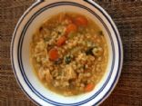 Chicken Barley & Vegetable Soup