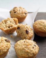 Quinoa Raisin Muffins
