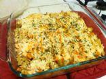 HG Buffalo Chicken Wing Macaroni and Cheese