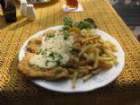 Rahm Pork Schnitzel
