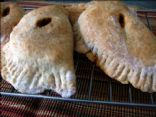 Whole Wheat Calzones - crust only