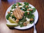 Salmon Apple Feta Salad