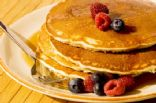 Old Fashioned Soured Buckwheat Cakes