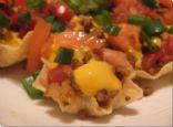 Spicy Baked Tostitos Nachos