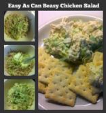 Easy As Can Beasy Chicken Salad