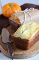 Pumpkin Cream Cheese Icing Spice Bread