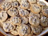 Soft, Chewy, Buttery Chocolate Chip Cookies