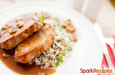 Slow Cooker Pork Roast or Chops