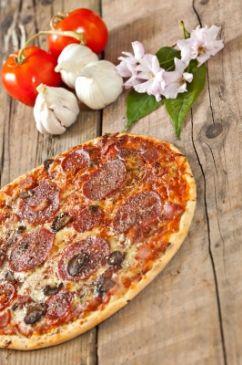 Parmesan Garlic Pizza Dough