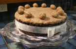 Fruit Cake - Healthy - Finished as Simnel Cake
