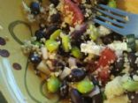 Beth's Black Bean & Couscous Salad