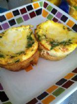 Italian Style Egg Muffins