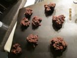 Protein healthy chocolate chip cookies