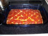 LOW CARB-HIGH PROTEIN PIZZA