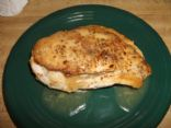Stuffed Chicken Breasts with Artichoke Hearts and Boursin Cheese