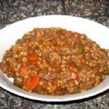 Beef, Beer & Barley Stew