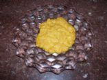 Microwave Low Calorie Pumpkin Pancakes