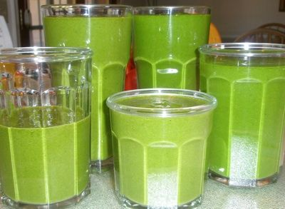 Super Size Green Smoothie
