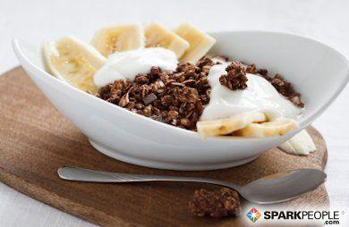 High-Protein, Low-Sugar Chocolate Granola