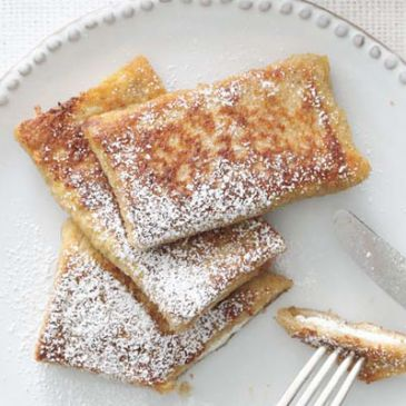 Cannoli Stuffed French Toast ** Low Cal/ Low Fat