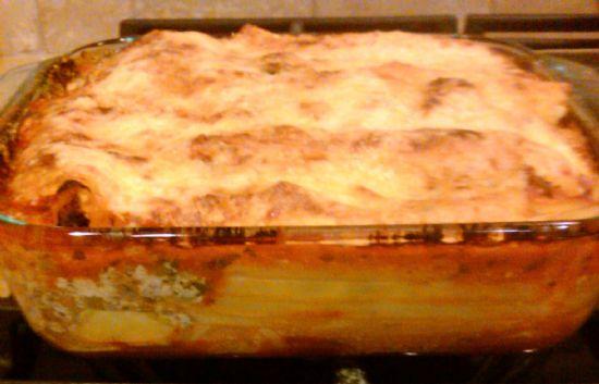 Stuffed Manicotti