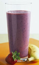 Berry Banana Smoothies