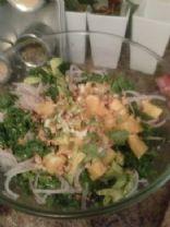 Sunny Kale Salad
