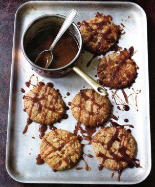 Ginger & Chilli Caramel Biscuits