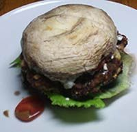 Dukan Diet Turkey Burger