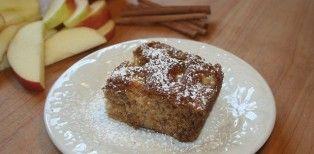 Grandma�s Apple Cake GF - In Flora's Kitchen