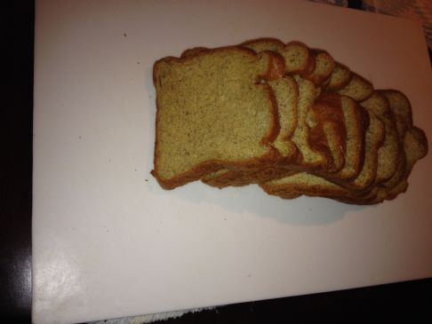 Kathe's Awesome Low Carb Bread (Bread Machine)