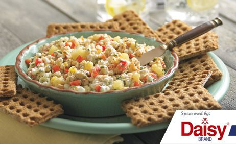 Southwestern Pineapple Spread from Daisy Brand�