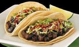 california pizza kitchen korean bbq  steak tacos